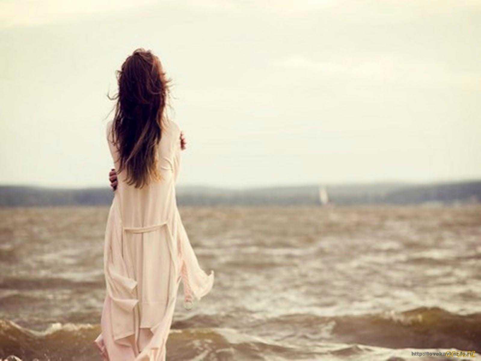 femme mer